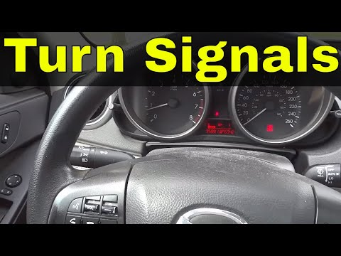 How To Use Car Turn Signals PROPERLY-Driving Tutorial