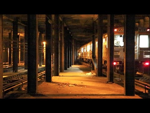 Exploring Active Subway Tunnels in Philly