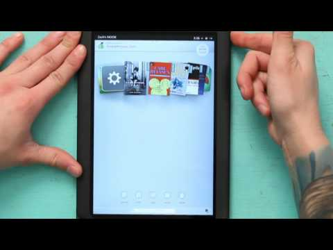 How to Restart a NOOK Color : NOOK Tips