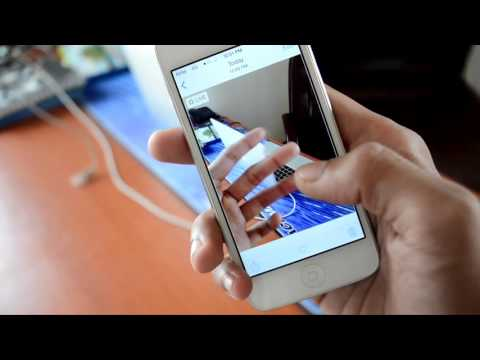 How to Get Live Photos on iPhone 6/6 Plus/5S/5C/5/4S iPod Touch 5g and iPad Air/Mini/Pro - iOS 8
