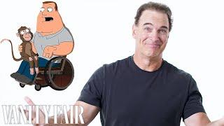 Patrick Warburton (Joe Swanson) Reviews Impressions of His Voice | Vanity Fair