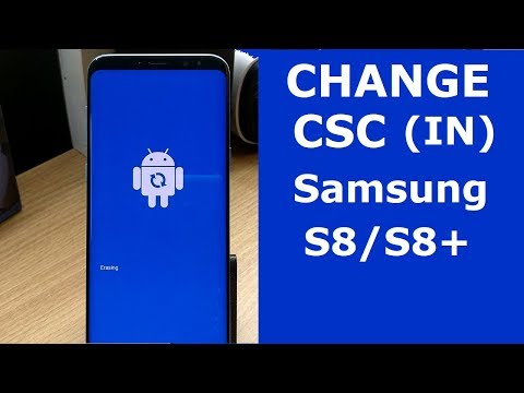 |HOW TO | Change CSC Code of SAMSUNG S8 / S8+ to INDIA | Disable BIXBY |