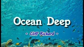 Ocean Deep - Cliff Richard (KARAOKE VERSION)