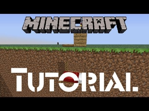 Minecraft Tutorial: How to Build an Emergency Shelter
