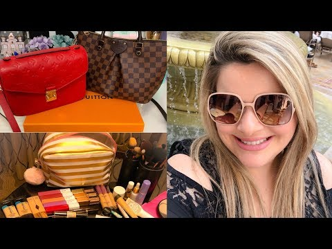 LAS VEGAS VLOG (APRIL 2018): WHAT I PACKED FOR VEGAS (PART 1)