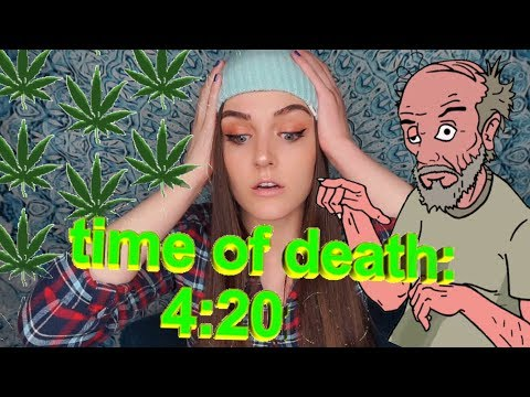ALMOST KIDNAPPED ON 420 AT HIPPIE HILL   STORYTIME