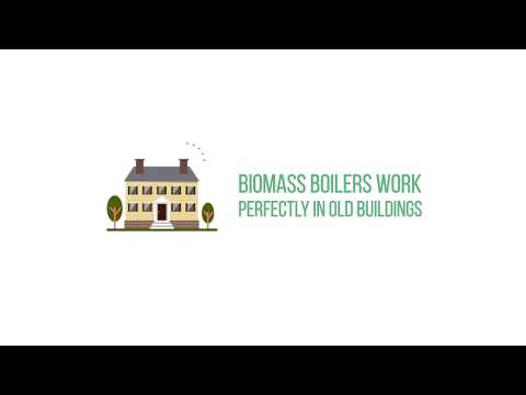 The Benefits of Biomass Boilers    Franck Energy