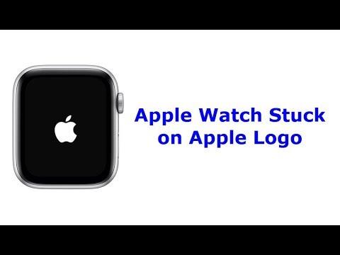Apple Watch Stuck on Apple Logo (Fixed)