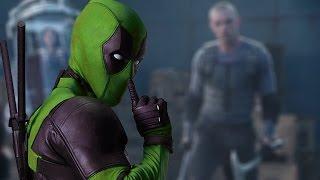 Deadpool V FRANCIS | Jacksepticeye Voice-Over
