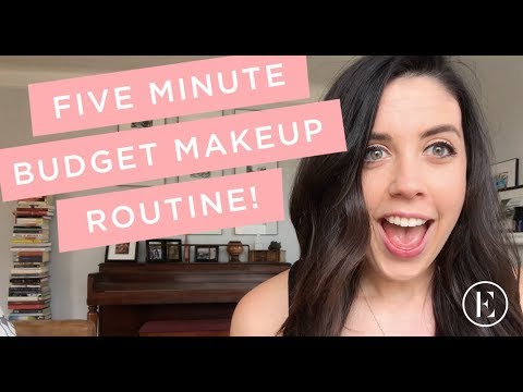 An Everygirl Editor's 5-Minute (Budget!) Makeup Tutorial