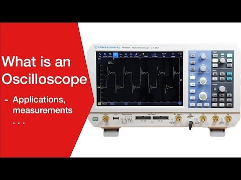 What is an Oscilloscope? Analogue & Digital Scope Tutorial
