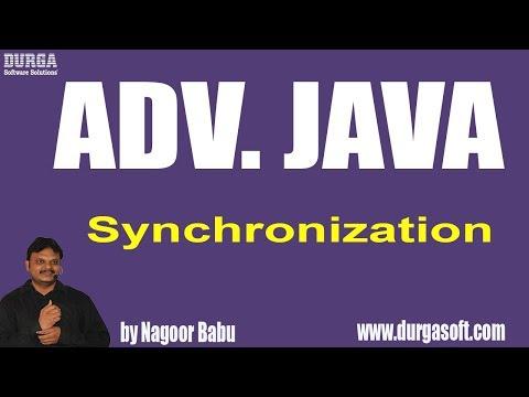 Learn ADV. JAVA Programming Tutorial Online Training by Mr. Nagoor Babu Sir On 20-03-2018