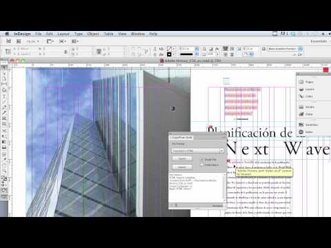 Translating An InDesign CS6 Document With The Google Translator Toolkit.