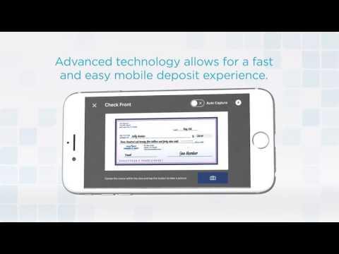 America First Mobile Banking - Mobile Deposit