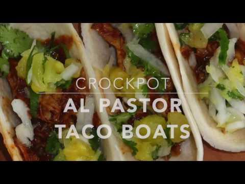Tacos Al Pastor Crockpot Recipe