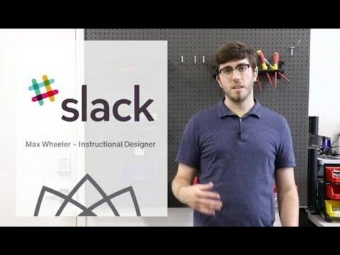 Introduction to LIS Slack Foum