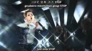 BlockB - Freeze MV [english+romanization+hangul]HD