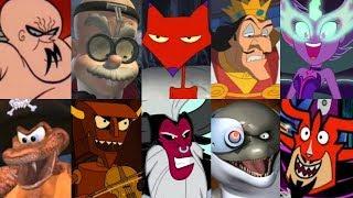 Defeats of My Favorite Cartoon Villains Part 6