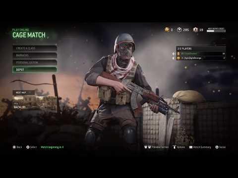 Dualux3's LIVE 1v1 Modern Warfare REMASTERED