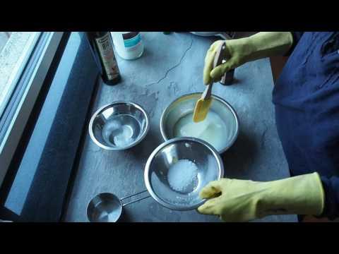Handmade Mother's Milk Soap Part 1 of 2