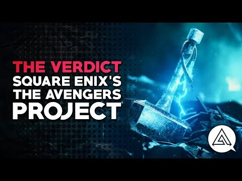 The Verdict: Why I'm Excited for The Avengers Project