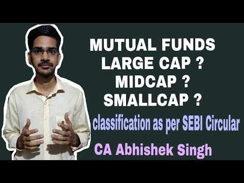 What is large cap/mid cap/ small cap mutual fund ?