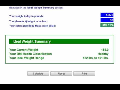 HOW MUCH SHOULD YOU WEIGH? Try My Ideal Body Weight Calculator (with BMI Calculator)