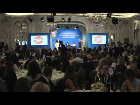 The Health Lottery - Afternoon Tea at the Savoy