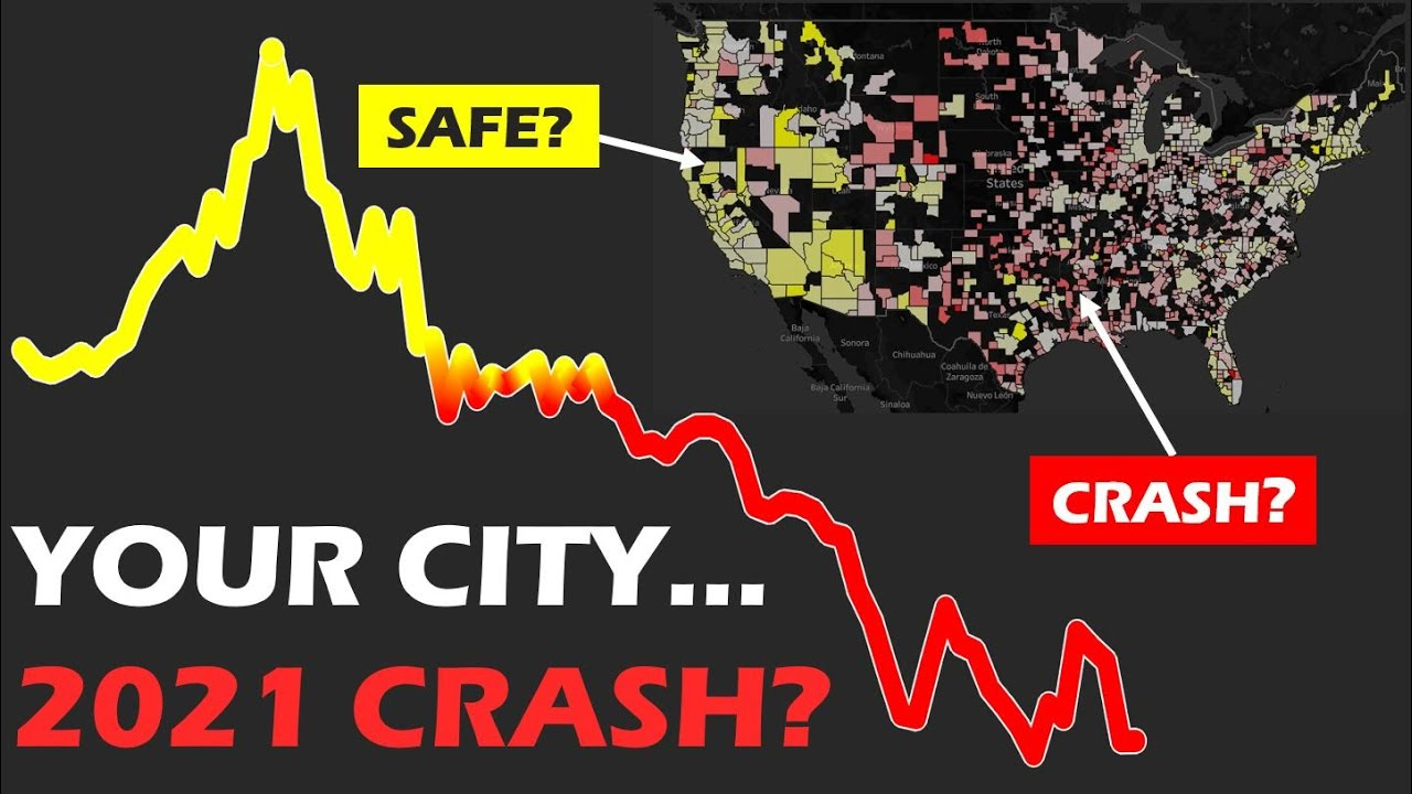 2021 Housing Crash in YOUR CITY? Look at these 3 Metrics...