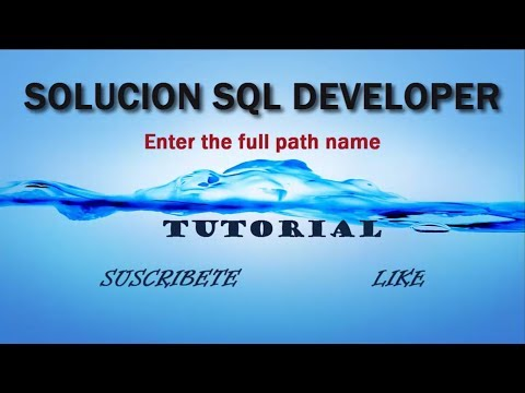 enter the full pathname for java.exe SOLUCION HOW TO FIX