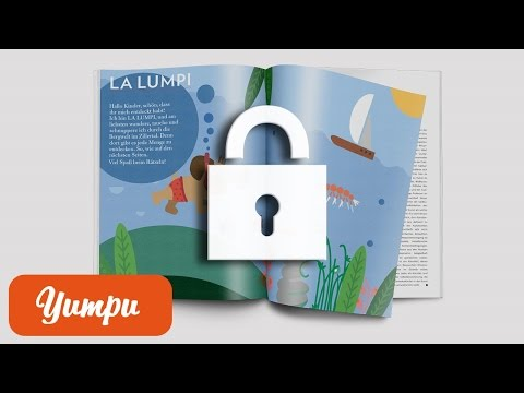 Protect your flipbook and make it private - Yumpu Privacy settings