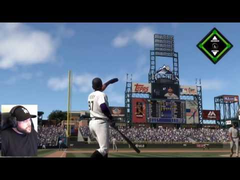 Longest Homeruns in MLB 17 The Show!