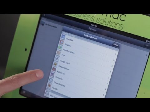 Adding a File Folder on My iPad : iPad Tips