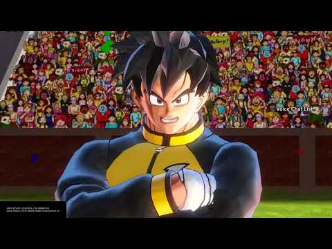 DRAGON BALL XENOVERSE 2 Online Tournament: Avatars Only!!! Part 2