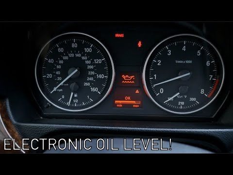 HOW TO: Check & Add Oil On BMW (E90/E91/E92/E93) Cars!