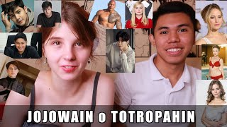 Jojowain o Totropahin Challenge ( Ano ba tipo ng Lithuanian? )