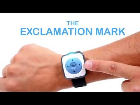 CHiP SmartBand Tutorial 05:The Exclamation Mark