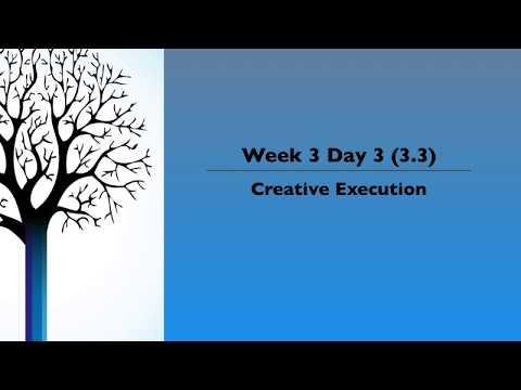 3.3 Creative Execution