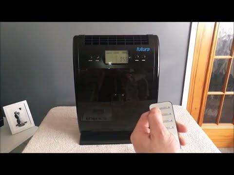 Futura 40W Hepa Air Purifier Air Cleaner