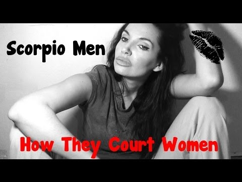 Scorpio Men: How They Court Women