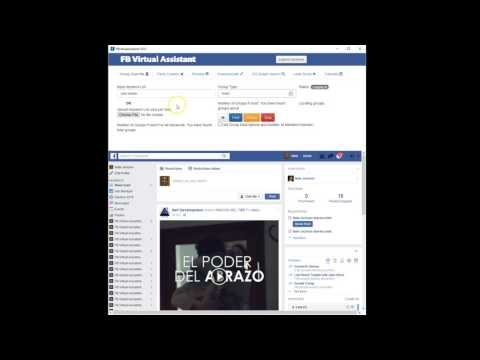 How to Find Facebook Groups to Join Using Software - FB Virtual Assistant