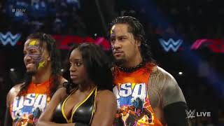 Flashback: Naomi & Jimmy vs Natalya & Tyson