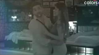 Bandgi Kalra \u0026 Puneesh Sharma kiss bigg boss mms sex