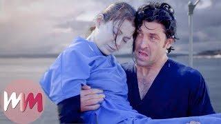 Top 10 Meredith & Derek Moments on Grey