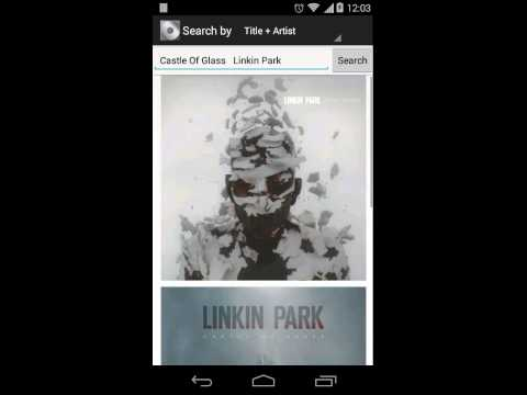 Android Album Art Changer By Song