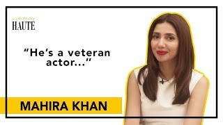 Mahira Khan Reacts To Firdous Jamal's Comments Regarding Her Age   Mahira Khan   Something Haute