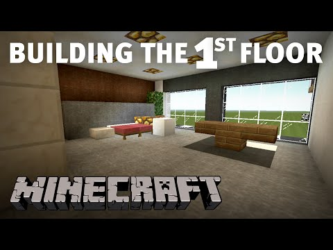 Minecraft - How To Build The 400k Apartment From GTA! PART 1 (Xbox 360)