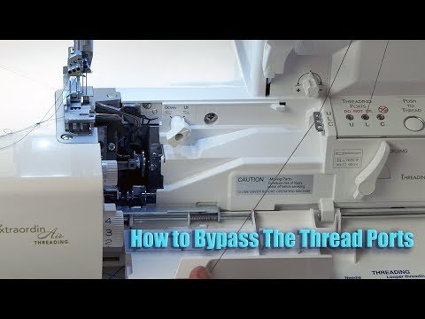 How to Bypass  the Threading Ports