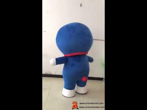Doraemon Mascot Costume From ArisMascots.com