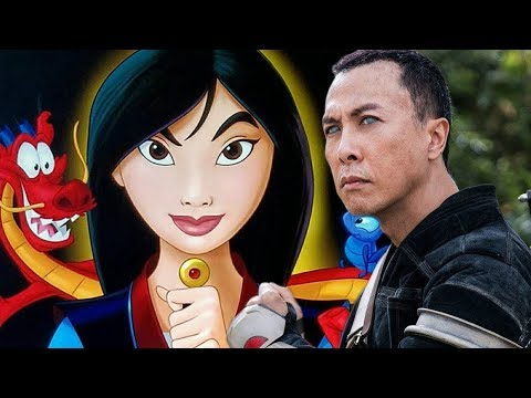 Should Mulan Live Action Movie Go For A PG-13 Rating?